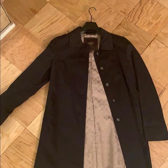 Coach Jackets & Blazers - Coach trench coat